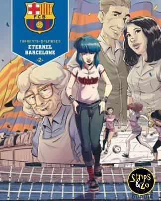 Voetbalcollectie Barcelona 2 Voor altijd Barcelona