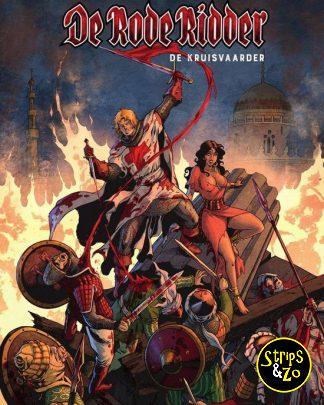Rode Ridder 271 De kruisvaarder