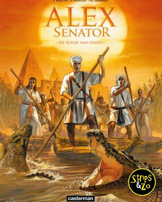 Alex Senator 12 De Schijf van Osiris 1