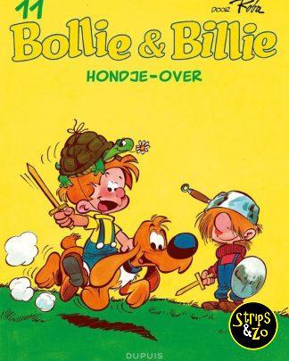Bollie en Billie Relook 11 Hondje over