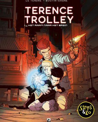 Terence Trolley 1 Het raam naar het brein