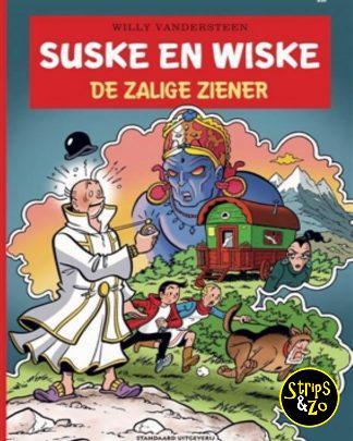 Suske en Wiske 357 De zalige ziener
