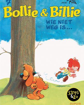 Bollie en Billie – Relook 7 – Wie niet weg is…