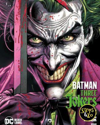 batman three jokers 1 cover a