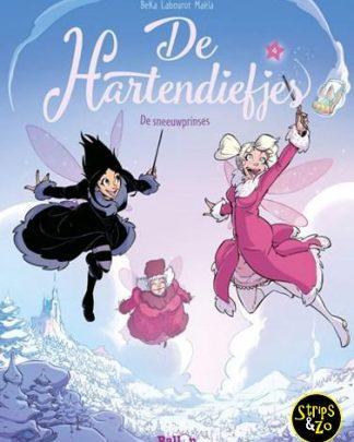 hartendiefjes 4 de sneeuwprinses