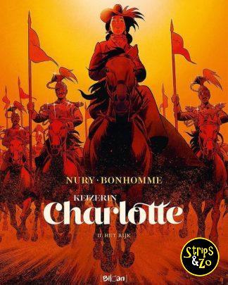 Keizerin Charlotte 2 – Het rijk