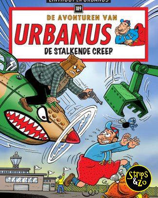 urbanus 189 De stalkende creep