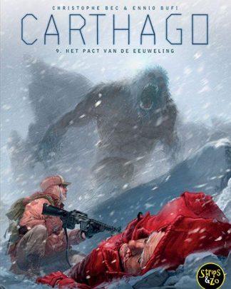 Carthago 9 – Het pact van de eeuweling