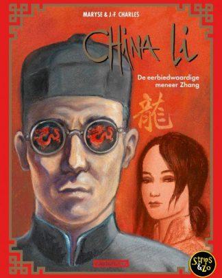 China Li 2 - De eerbiedwaardige meneer Zhang