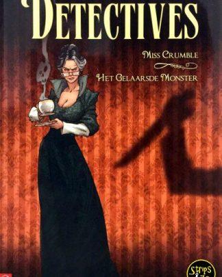 Detectives 1 - Miss Crumble - Het Gelaarsde Monster