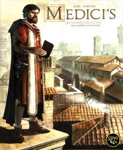 Medici's 1 - Cosimo de Oude - van modder tot marmer