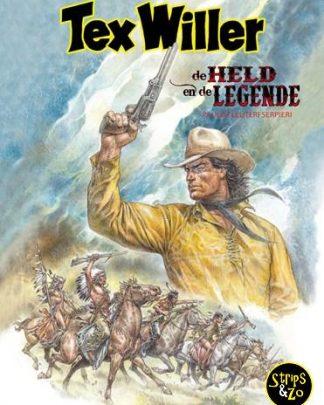 Tex Willer - Kleur 2 - De held en de legende