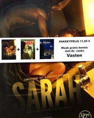Sarah - Sarah pakket 1&2 + Vasten 1