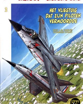 Tanguy en Laverdure - classics 2 - Het vliegtuig dat zijn piloten vermoorde