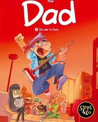 Dad 4 – De ster in huis
