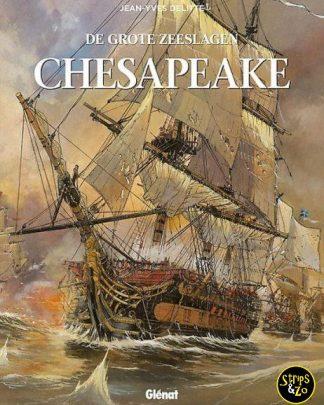 Grote zeeslagen, de 1 - Chesapeake
