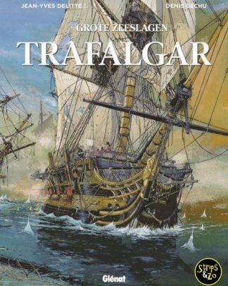 Grote zeeslagen, de 2 - Trafalgar