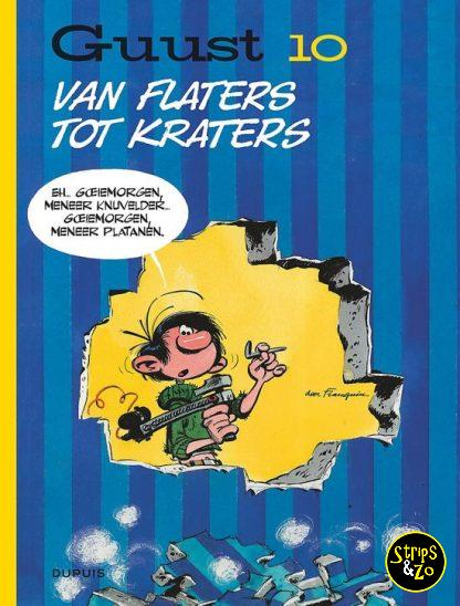 Guust new look 10 - Van Flaters tot kraters
