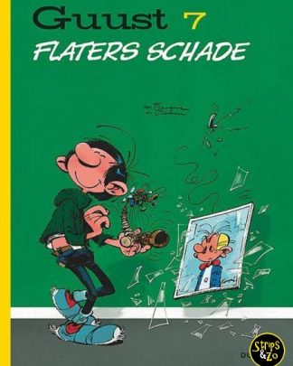 Guust - Chrono 7 - Flaters schade