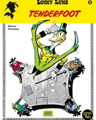 Lucky Luke 33 Tenderfoot