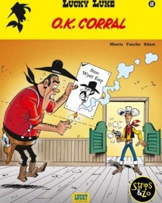 Lucky Luke 68 O.K. Corral