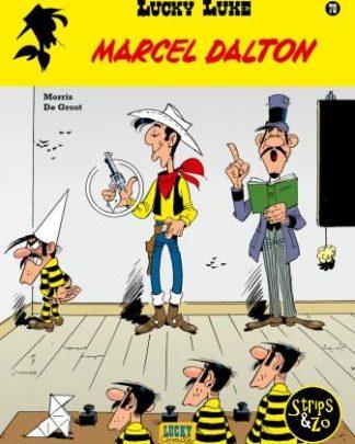 Lucky Luke 70 Marcel Dalton