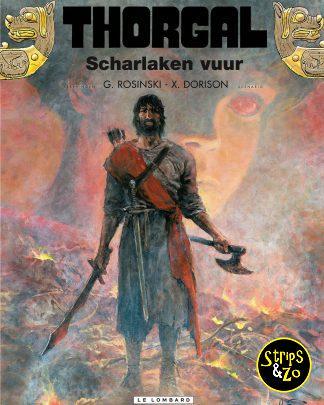 Thorgal 35 Scharlaken vuur