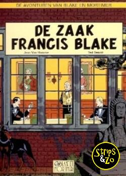 Blake en Mortimer 13 - De zaak Francis Blake