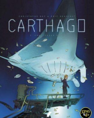 Carthago 2 - Challenger deep