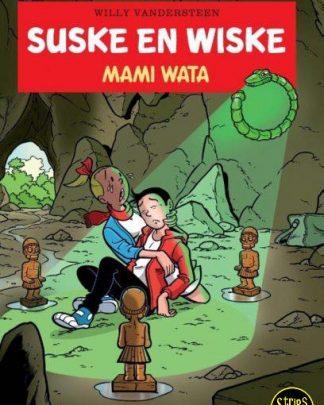 suske en wiske 340 Mami Wata