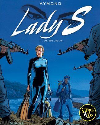 Lady S 11 – De breuklijn