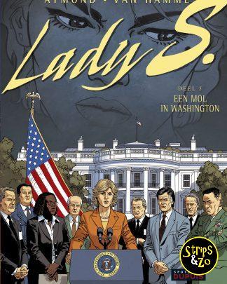 Lady S 5 – Een mol in Washington