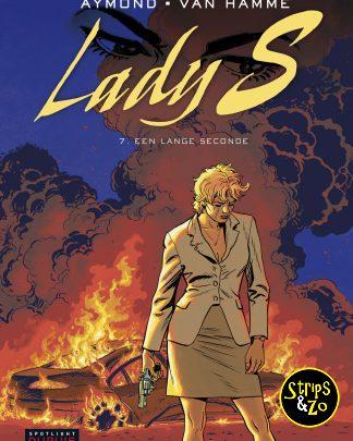 Lady S 7 – Een lange seconde