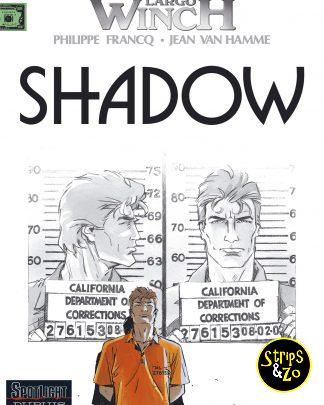 Largo Winch 12 – Shadow