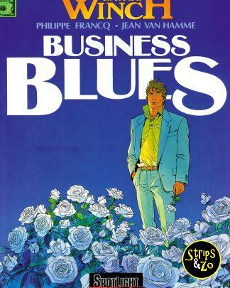 Largo Winch 4 – Business Blues