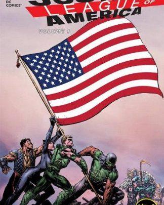 justice league of america hc01 werelds gevaarlijksten