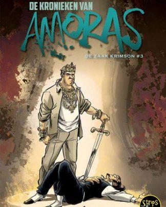 Kronieken van Amoras, de 3 - De zaak Krimson #3