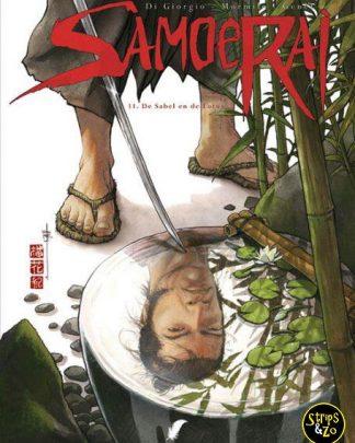 Samoerai 11 - De sabel en de lotus