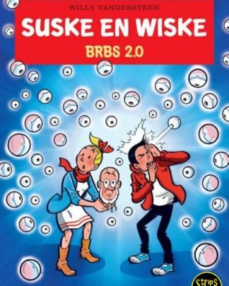 suske en wiske 344 BRBS 2.0