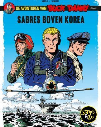 Buck Danny Classic 1 – Sabres boven Korea