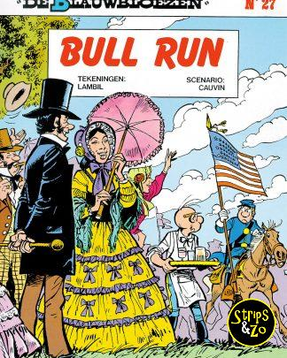 Blauwbloezen 27 Bull Run
