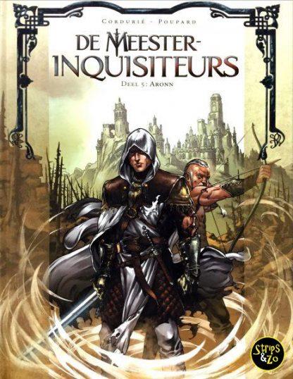 Meester-Inquisiteurs, de 5 - Aronn
