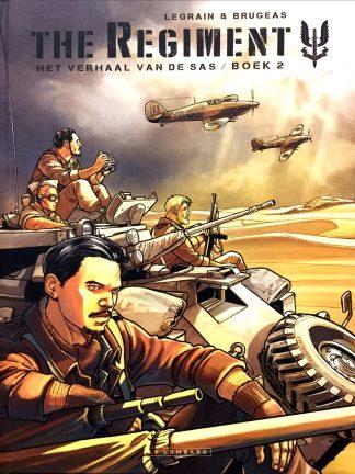 The Regiment HC2 – Het verhaal van de SAS – Boek 2