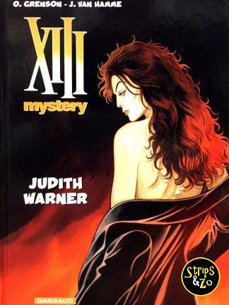 XIII Mystery HC13 – Judith Warner