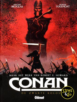 Conan – De avonturier 2 – De zwarte kolos