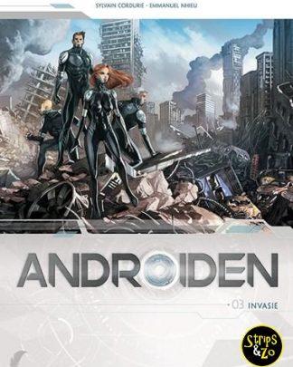 Androïden 3 - Invasie