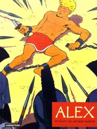 Alex – Diversen – De kunst van Jacques Martin