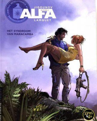 Alfa 13 – Het syndroom van Maracamba