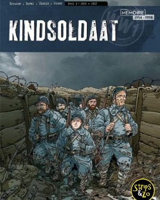 kindsoldaat2Kindsoldaat 2 - 1916-1917