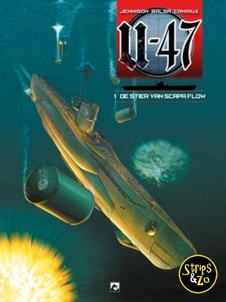 U-47 pakket HC1 t/m HC10